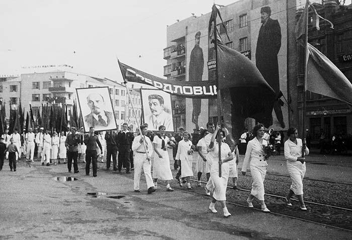 Как отмечали 1 мая в Горьком? История возникновения праздника.